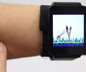 Soon Your Whole Arm Will Be a Smartwatch Touchscreen