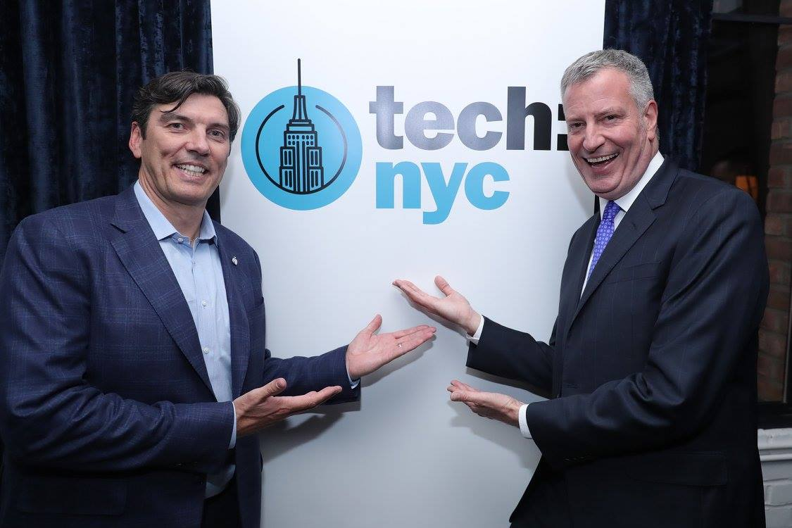 Launch of Tech: NYC Lobbying Group Signals Industry Adulthood