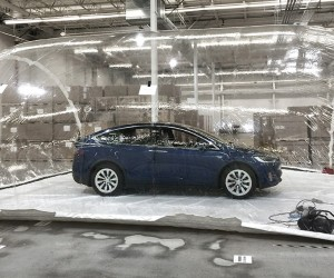 Tesla's New Air Filtration May Accomplish Something Bigger Than a Gigafactory