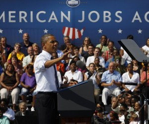 Barack Obama changing startup funding through the JOBS Act