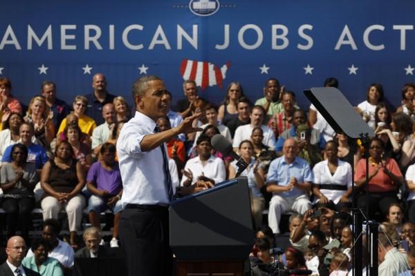 Barack Obama changing startup funding through the JOBS Act