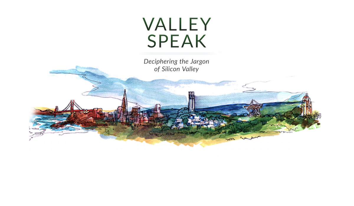 We Spoke To One of the Authors of 'Valley Speak', The New Silicon Valley Jargon Guide