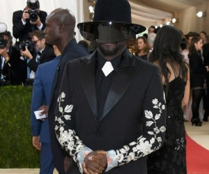 The Tuxedo Will.i.am Wore to The Met Gala Was an AI-Powered Wearable