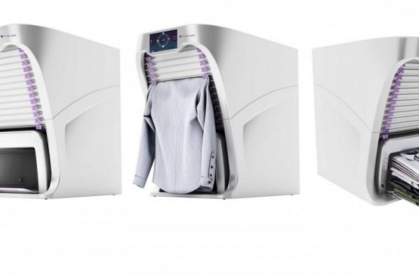 laundry folding machine Foldimate