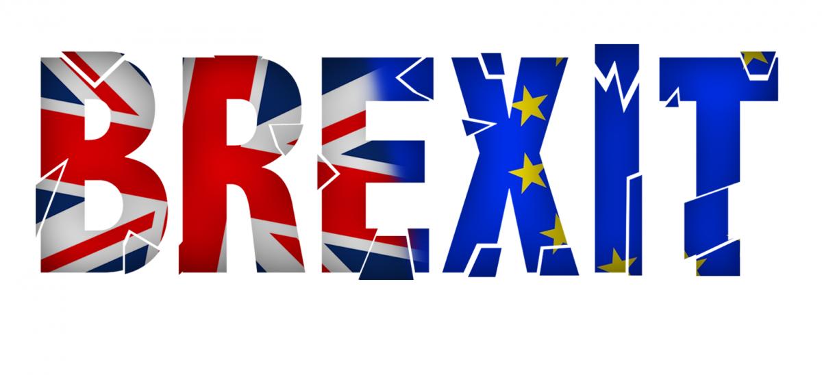 Brexit dating app logo