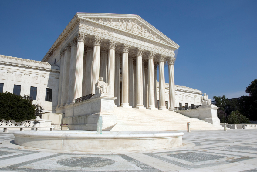 US Supreme Court, where net neutrality hearings may be heard