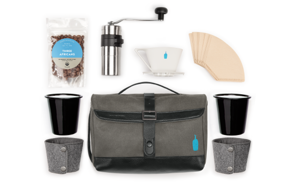 coffee lover weekend traveler kit