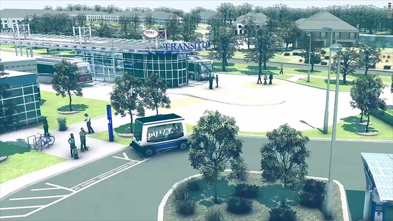 smart cities innovations in Columbus, Ohio