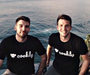 Founders of the Week: Etienne & Ben of Cookly
