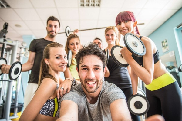 buddies from Find Fitness Friends for Free app
