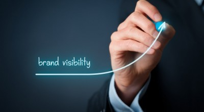 increase your online presence with brand visibility