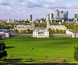 London startups in Greenwich and Canary Wharf
