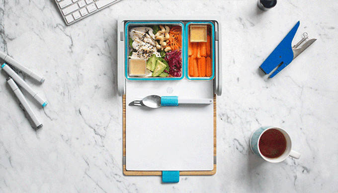 Prepd lunchbox for custom lunch recipes
