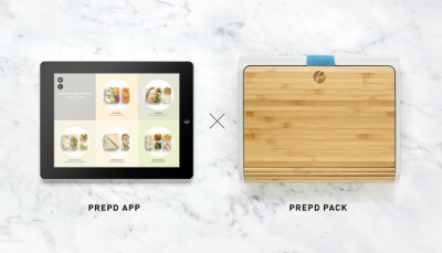 prepd pack with app snapmunk