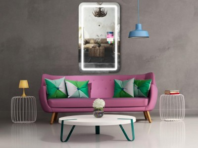 selfie mirror living room