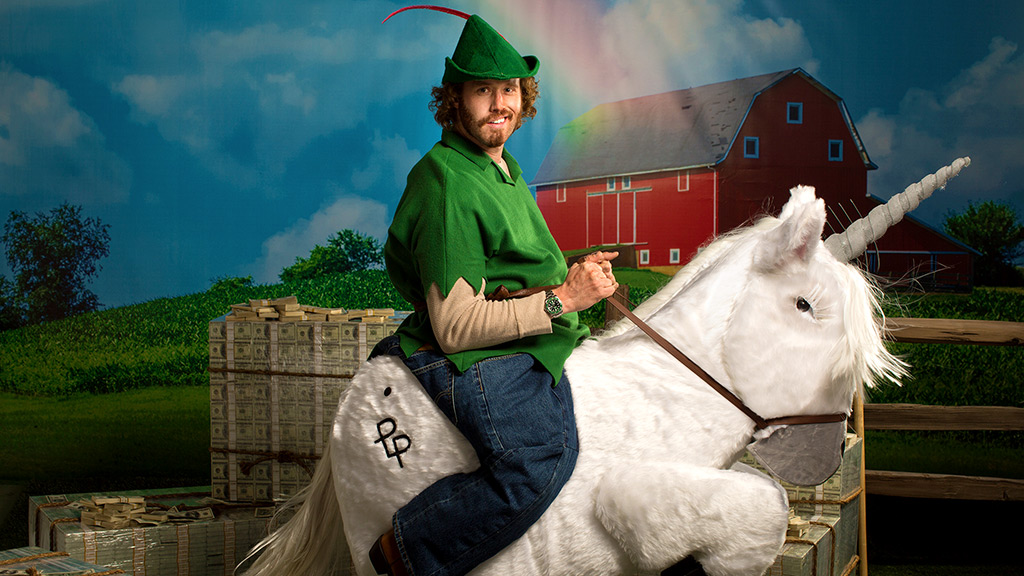 Pied Piper unicorn starup on HBO's Silicon Valley season 3