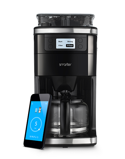 smarter coffee maker with app