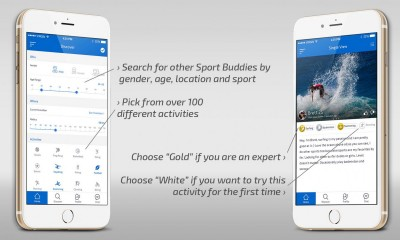 fitness app fitness friend finder