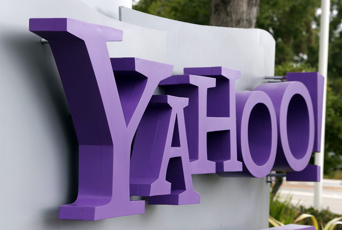 Yahoo, which was acquired by Verizon