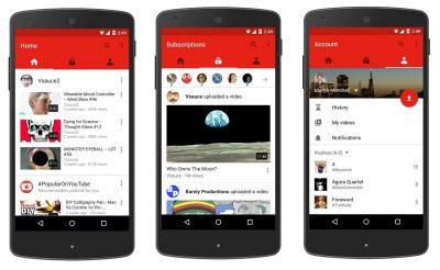 youtube app enhancements