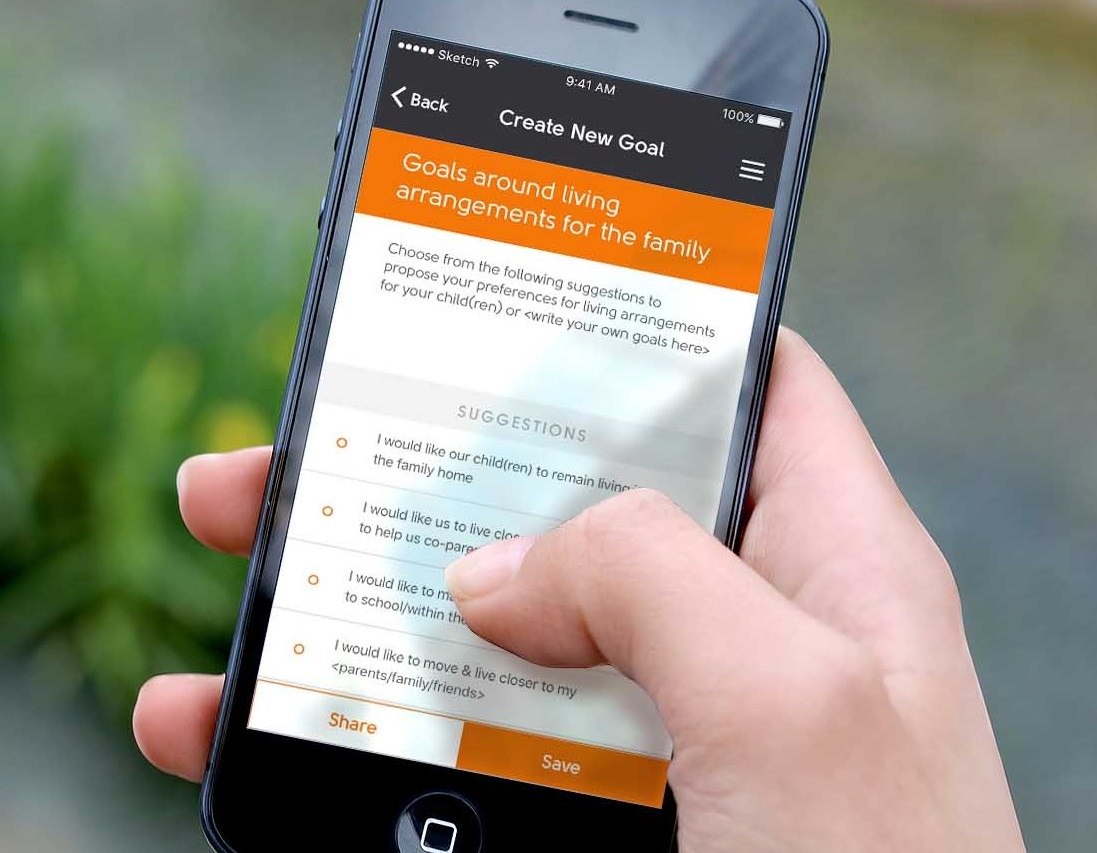 Amicable App Attempts Clean Divorce By Guiding Dialogue & Auto-Drafting Agreements