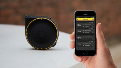 bagel smart tape measure smartphone app