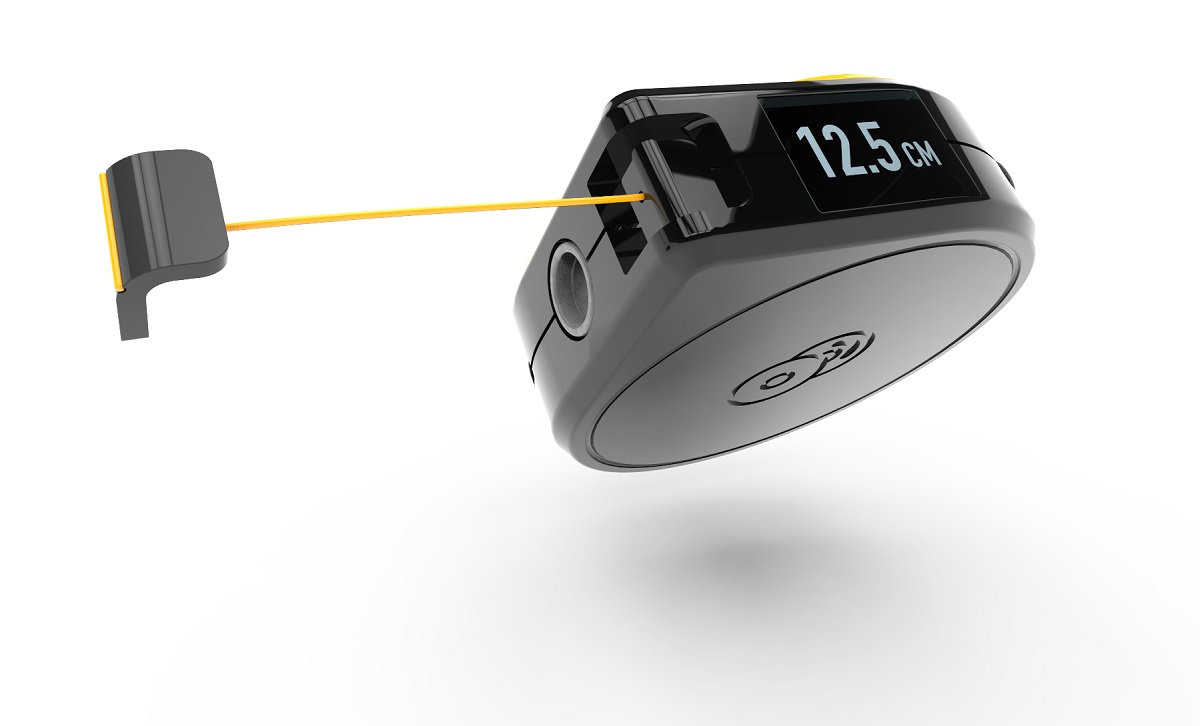 This Smart Tape Measure Has Raised Over $500K on Kickstarter And Still Going
