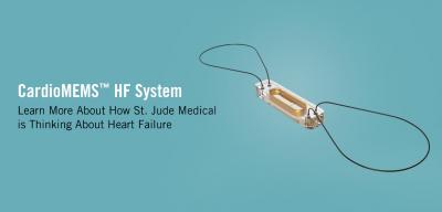 cardiomems hf system biosensor biotech