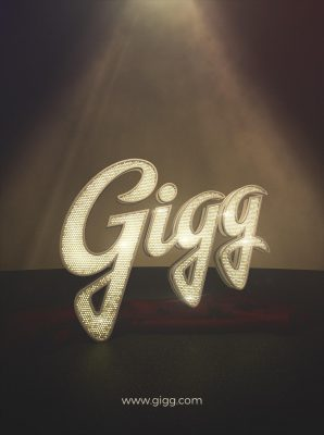 gigg logo founder of the week