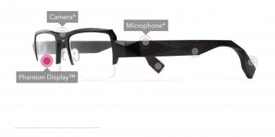 Laforge smart glasses