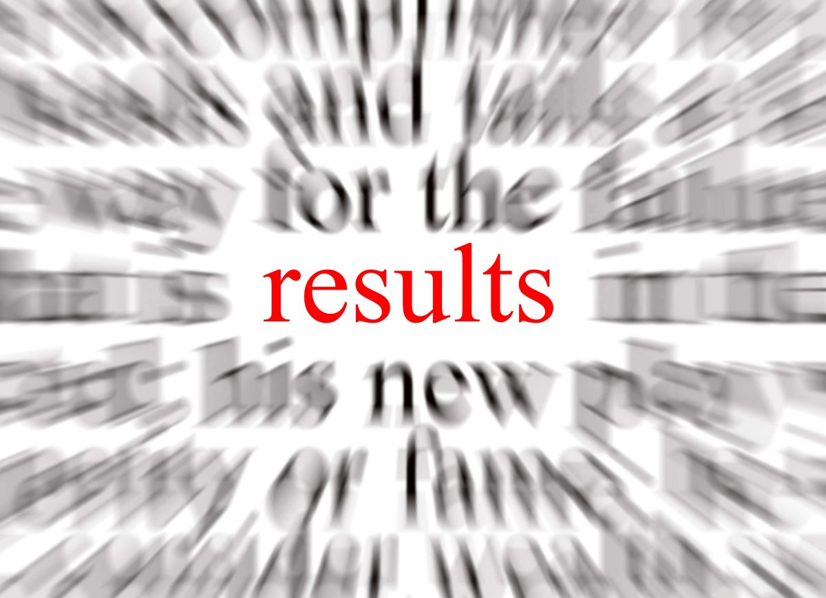 hyper-focused results from marketing data
