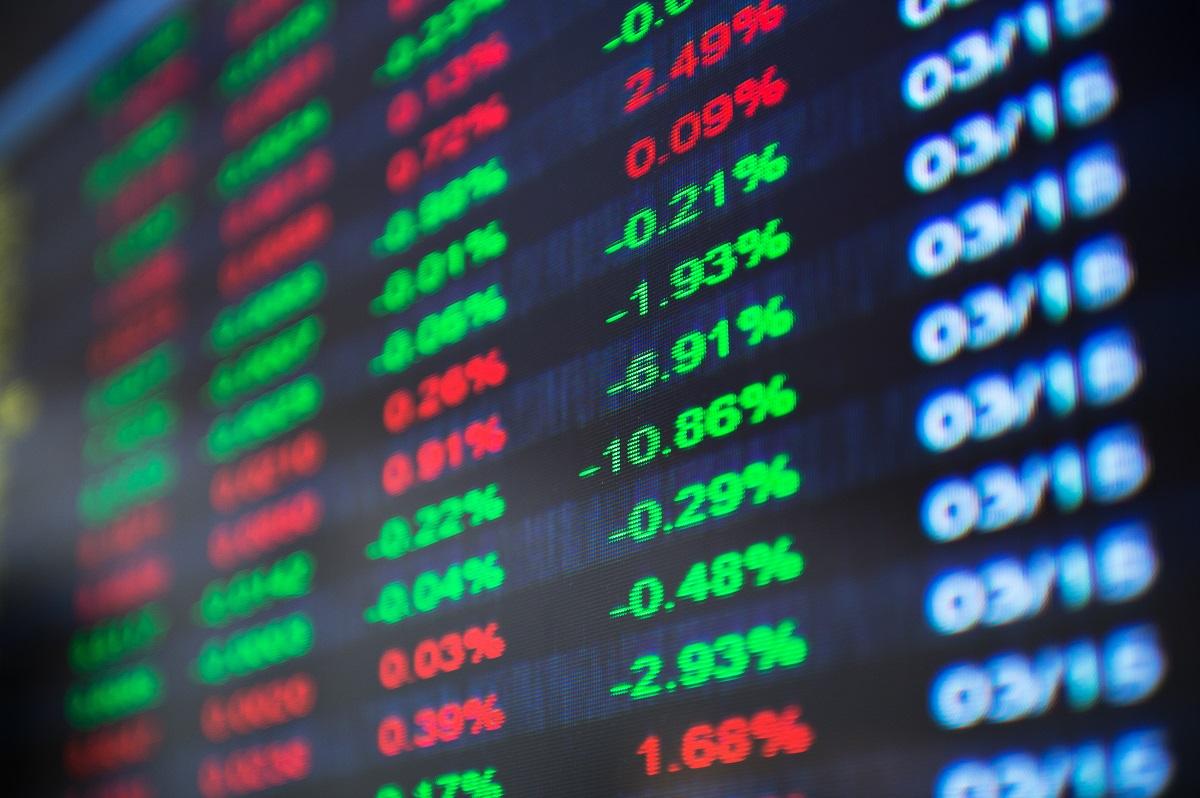 Nasdaq fintech stock