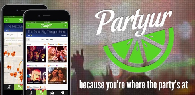 Partyur kickstarter crowdfunding campaign