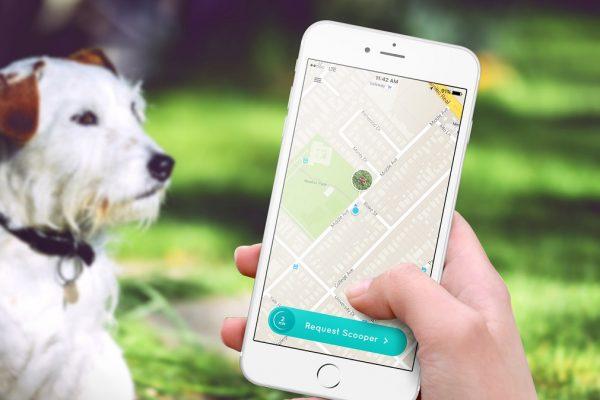 Pooper app to hire freelancers to pick up dog poop