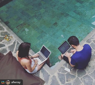 roam international coworking space bali