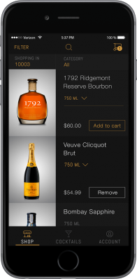 thirstie wine app
