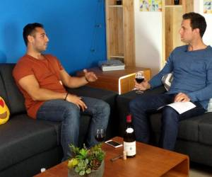 Justin Rezvani of theAmplify in UnCorked Interview with SnapMunk