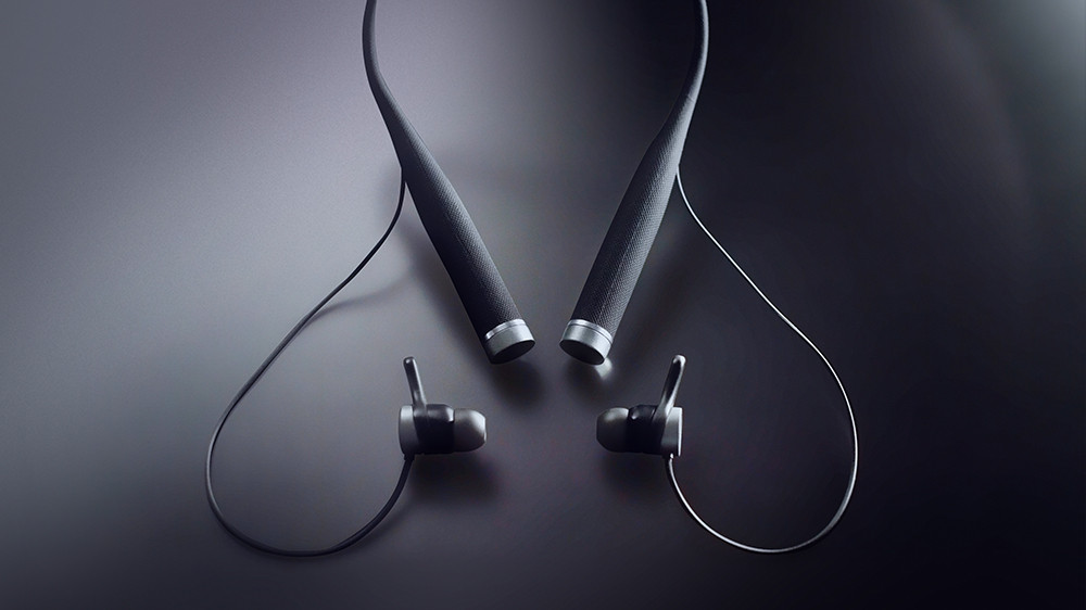 Vi fitness wearable earbuds with an AI personal trainer