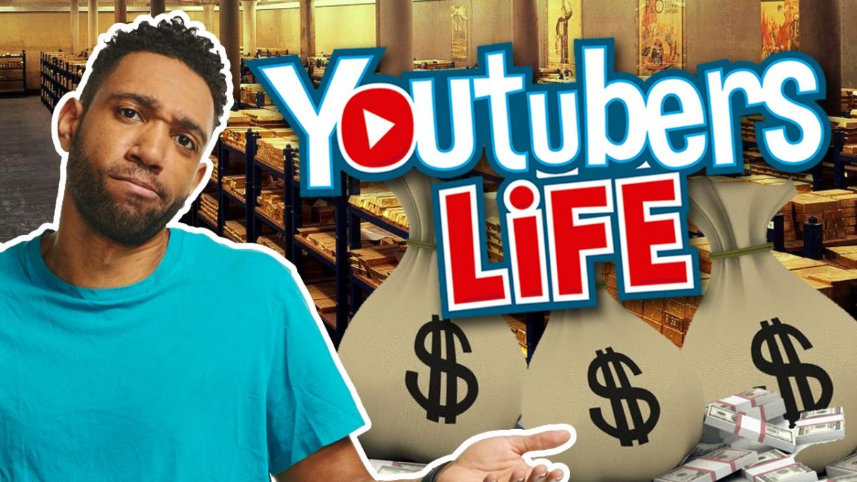 YouTubers Life video still about paid content