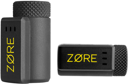 the smart gun Zore X's watchdog device offering tamper notification