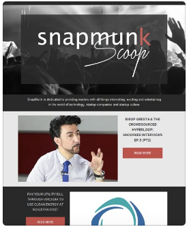 Newsletters | SnapMunk