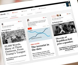 Pay-Per-Article Journalism Platform Blendle Hits 1 Million Users After U.S. Release