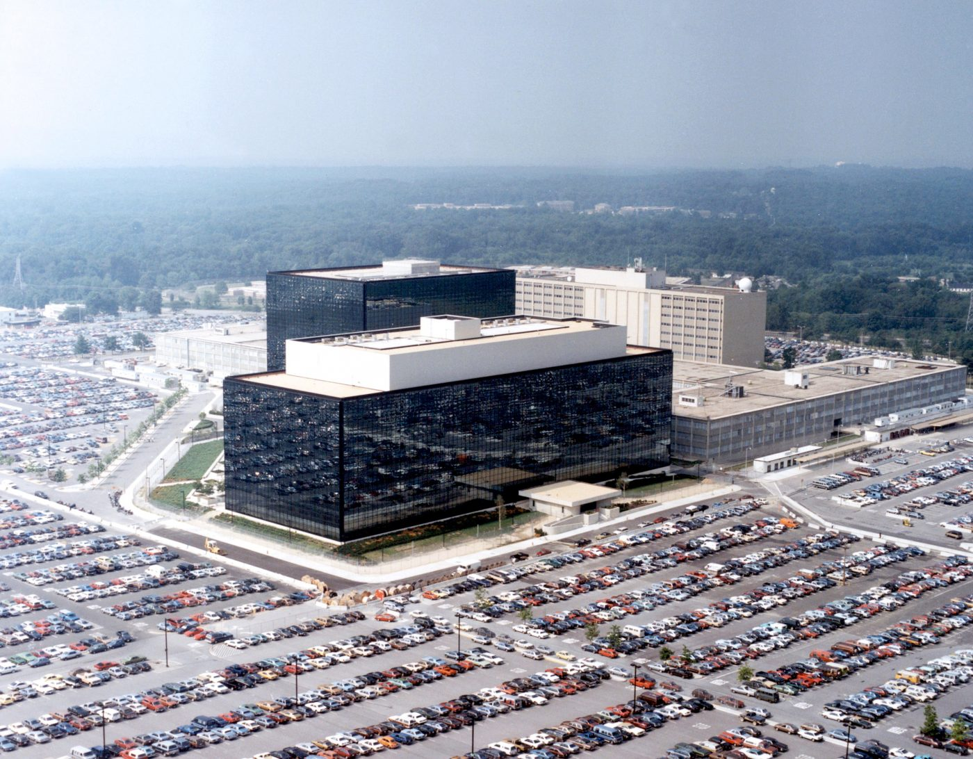 NSA headquarters where malware was hacked and released