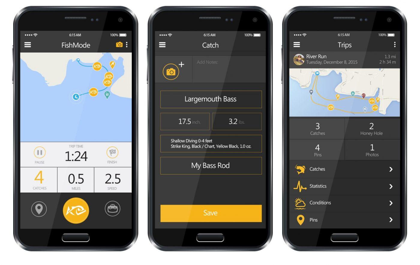 Anglr fishing stats tracker