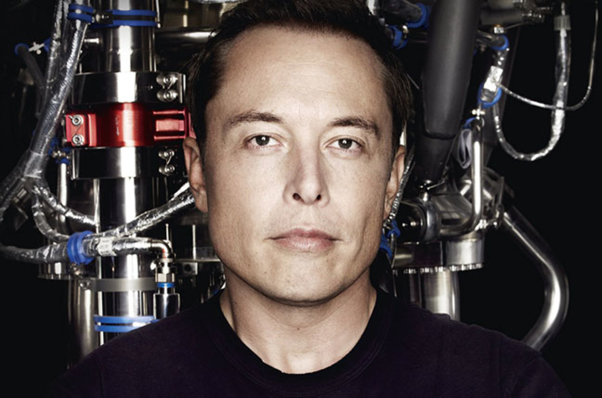 Elon Musk of both Tesla and Solar City