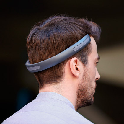 batband headband bone conduction headphones