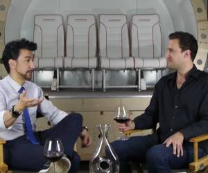 UnCorked Founder Interview (Pt 1): Bibop Gresta, COO of Hyperloop Transportation Technologies