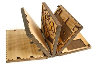 Codex Silenda puzzle book