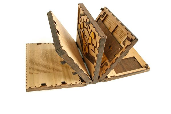 Codex Silenda puzzle book