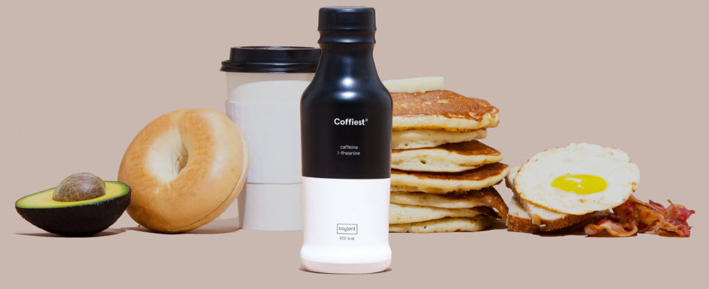Soylent Coffiest meal replacement
